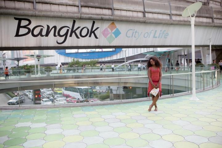 Tailândia (PARTE I): Vencendo o medo de alturas emBangkok