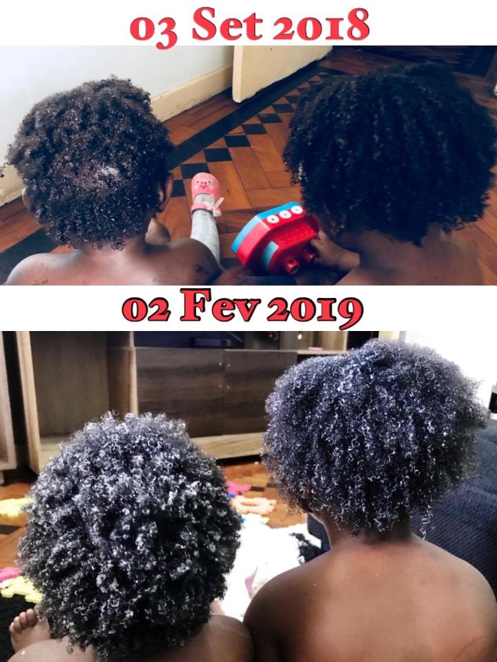 5 dicas para cabelo natural crescerrápido